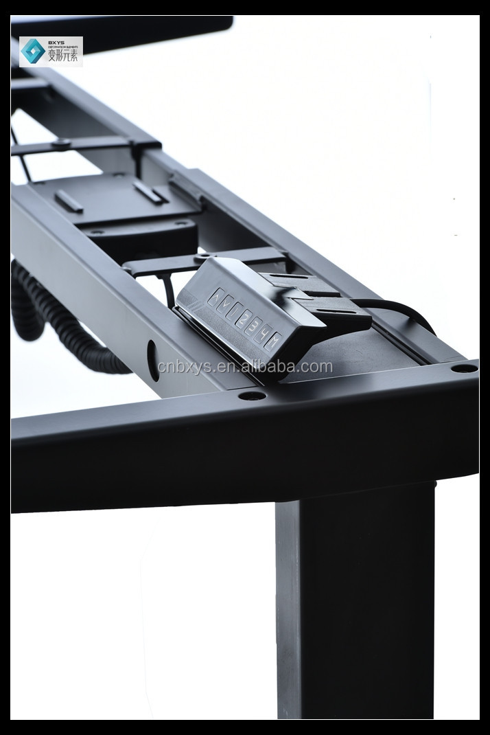 New Zealand use 2017 New arrivals ELECTRIC -RISE/ DWON Desk frame and use for Boss