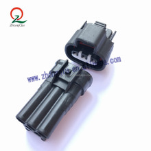 toyota 3 pin 3 way male female sumitomo ts connector housing