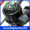 High Quality Bicycle Bell With Compass & Bike Bell Ring 6 Colors
