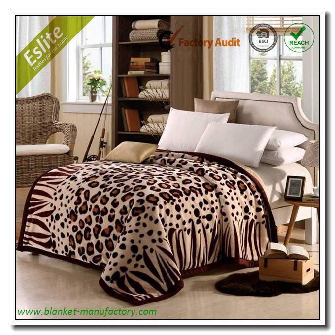 Mink Wild Animal New Design Mora Blanket