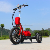 china zappy red three wheel electric tricycle for handicapped
