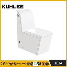 High water tank ceramic washdown wc toilet KL1014