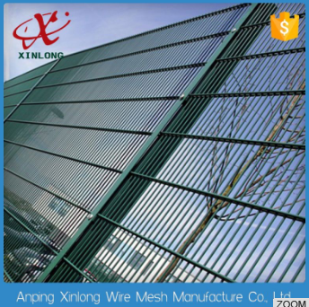 2017 Powder spraying coated popular double welded wire mesh
