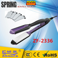 Buy as seen on tv Hair Styler Flat Iron 3 in 1 interchangeable hair straightener 2336