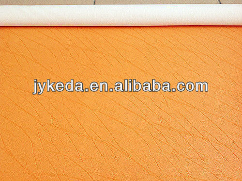 PVC synthetic leather for bag and for shoes/pvc artificial leather/pvc cheap leather