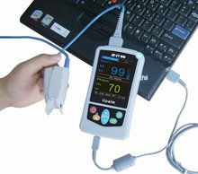 USB Handheld Pulse Oximeter/Oxymeter with CE Approved