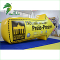 Custom Advertising Inflatable Sign Shaped Balloon / Inflatable Road Signs for Display