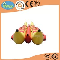 Best price hotsell 3 persons inflatable banana boat