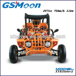 powerfull china cheap 250cc EEC go karts buggy