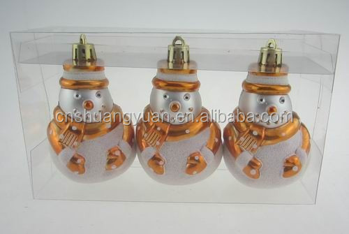 Popular new design decorated snowman