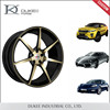Custom color Competitive Price China Manufacturer Alloy Wheels For Cars 20