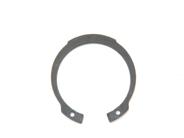 circlip hardware fastener Reverse shaft with the retaining ring