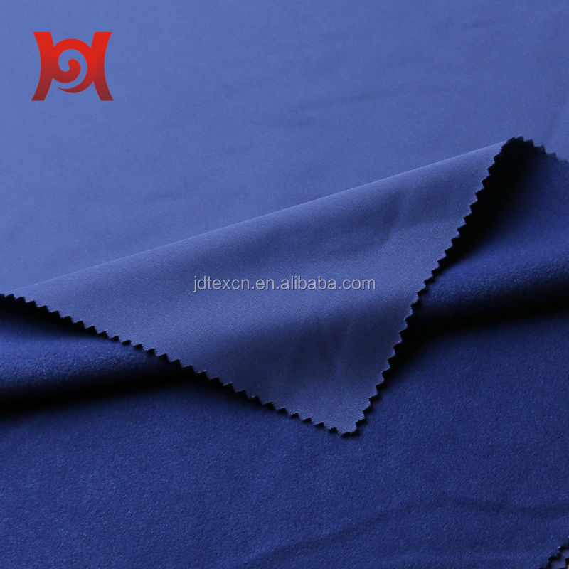 high quality tricot brushed fabric for clothing