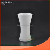 wholesale hand blown vase Imitation jade special design