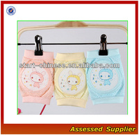 Baby sport Cotton Protect Knee Pads/ Baby summer knee pads/Baby cute knee pads with apple soft sofa