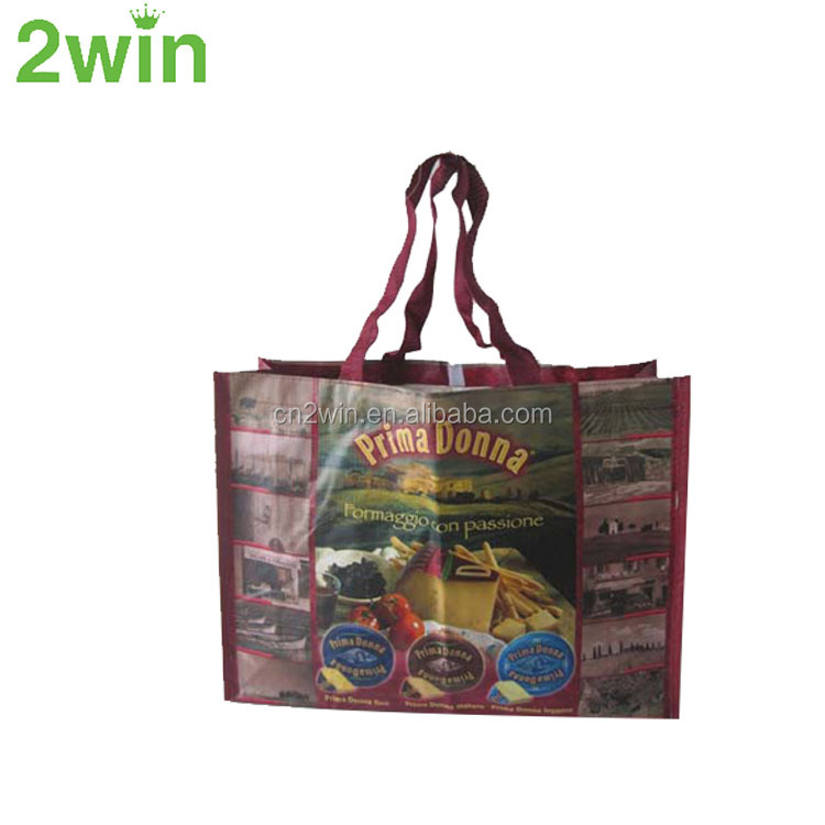 One of the most popular environmental protection pp woven bag 2017 sales