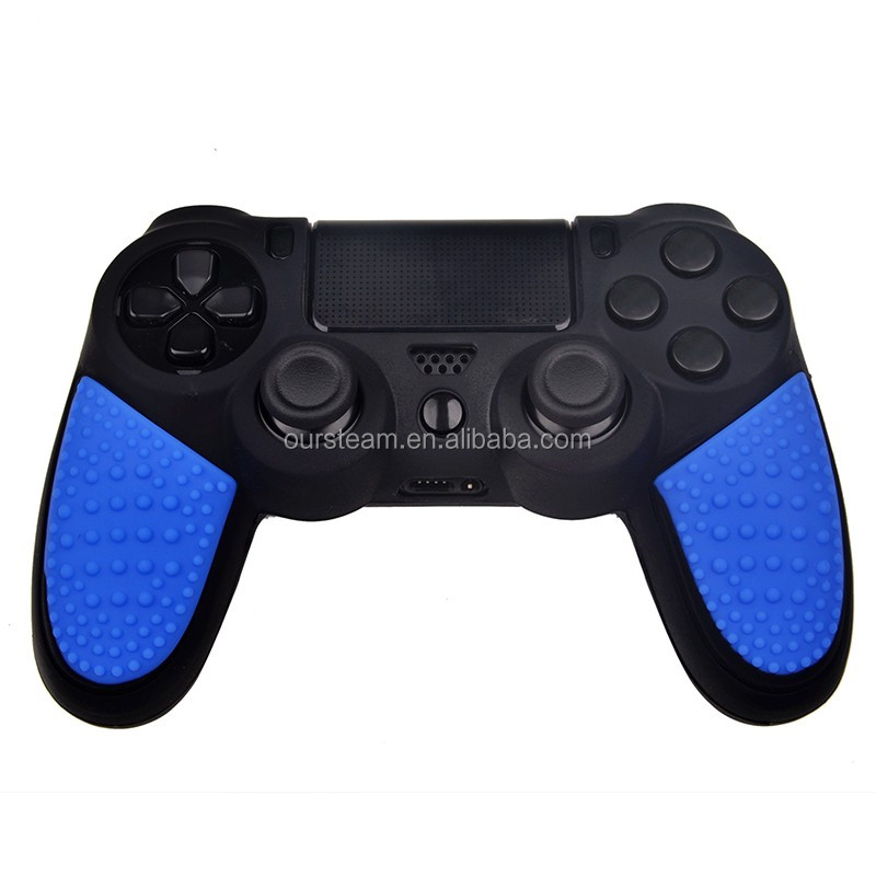 Good feel material for ps4 silicone skins sticker case factory directly