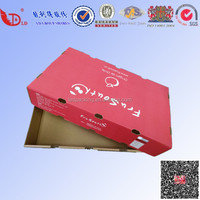 High Quality Fruits Packing Carton Box with Specification
