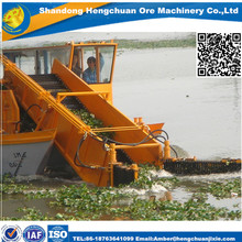 Durable And Reliable Water Hyacinth Harvesting Vessel