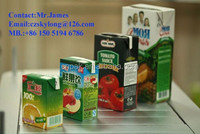 Aseptic Carton for UHT milk