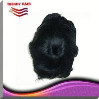 Qingdao Shunfa Hair Factory Men's Toupee from Factory