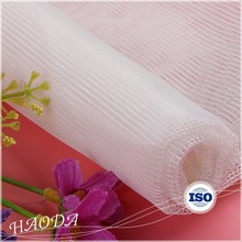 Best Quality Polyester Fine Fish Pleat Mosquito Poly Mesh Net