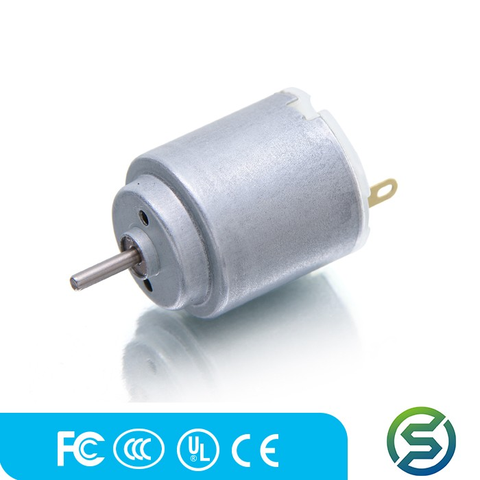 Made in China 12v Micro dc motor SRF-140SA for massager can match counterweigh