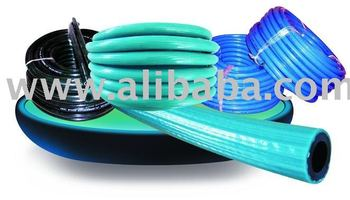 PVC Braided metallic flexible Pipe