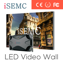 full color outdoor double sided led sign/smd outdoor p10 led video display wall