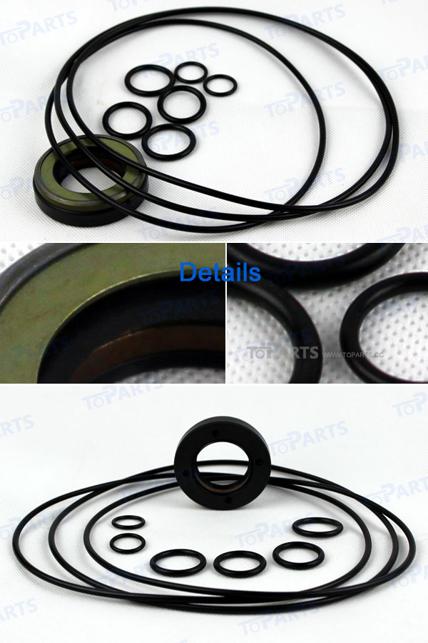 hydraulic swing motor seals kit for Excavator 320CL 320DL rotary motor seals kit