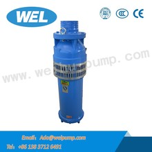 Small Electric Submersible Pompa Drilling Water Pompa for Irrigation