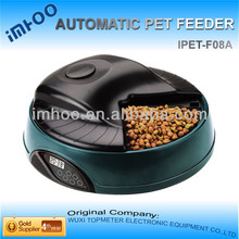 4 Meal LCD Automatic petmate waterer Pet Feeder