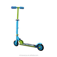 Manual Foot Pedal Scooter with 2 wheel