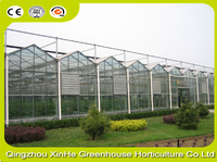 polycarbonate sheet pc used commercial greenhouses/garden