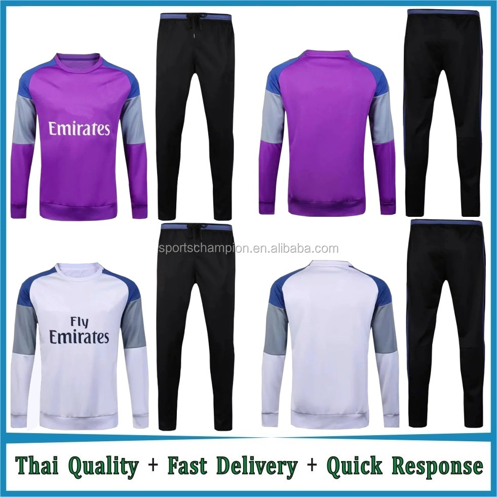 Real Highest Quality Soccer Tracksuit latest design tracksuit mens tracksuit