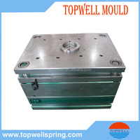 Shoes sole mould with runner injection mould from China mould maker E0102