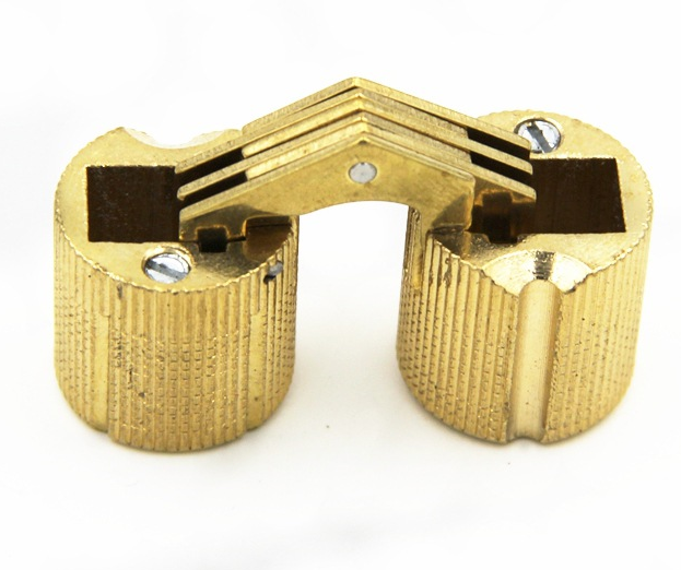 High Quality Branded Round Brass Barrel Hinge 8mm