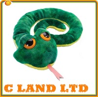 stuffed plush soft toy snake