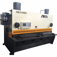 Different types of stainless steel sheet metal QC11y series cutting machine with 12 months warranty