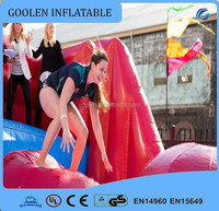 giant inflatable playground obstacle course for sale, obstacle course factory supply