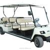 11 Seats Electric Sightseeing Tourist Car