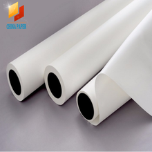 2018 New design fast dry waterproof sublimation transfer paper 64'' 1620mm paper roll for textiles