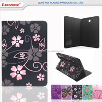 ODM OEM customized printing flip leather tablet pc case cover for Apple ipad mini air pro 2 3 4 5 6 9.7 inch