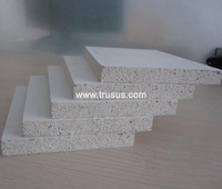 Fireproof Insulation 6Mm Thickness Magnesium Oxide Board Price