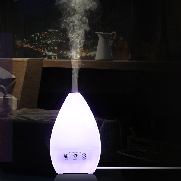 automatic fragrance electric aroma oil mist diffuser fancy humidifier diffuser