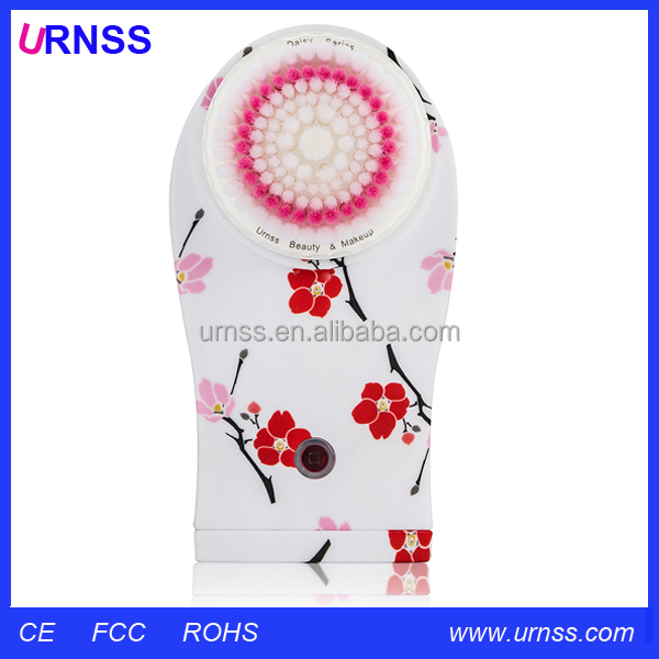 Newest design OEM cheap hifu beauty suites hot cool facial brush equipment