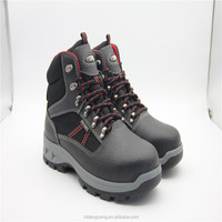 china steel toe boots for foreign customer /coal mining safety shoes