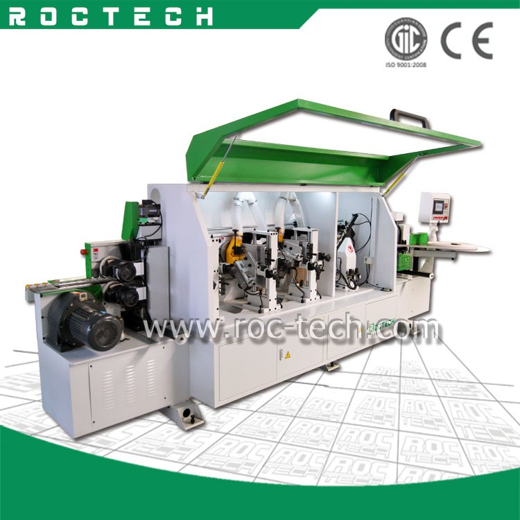 China Woodworking Manufacturer Auto Edgebander Edge Banding Machine RC-E05