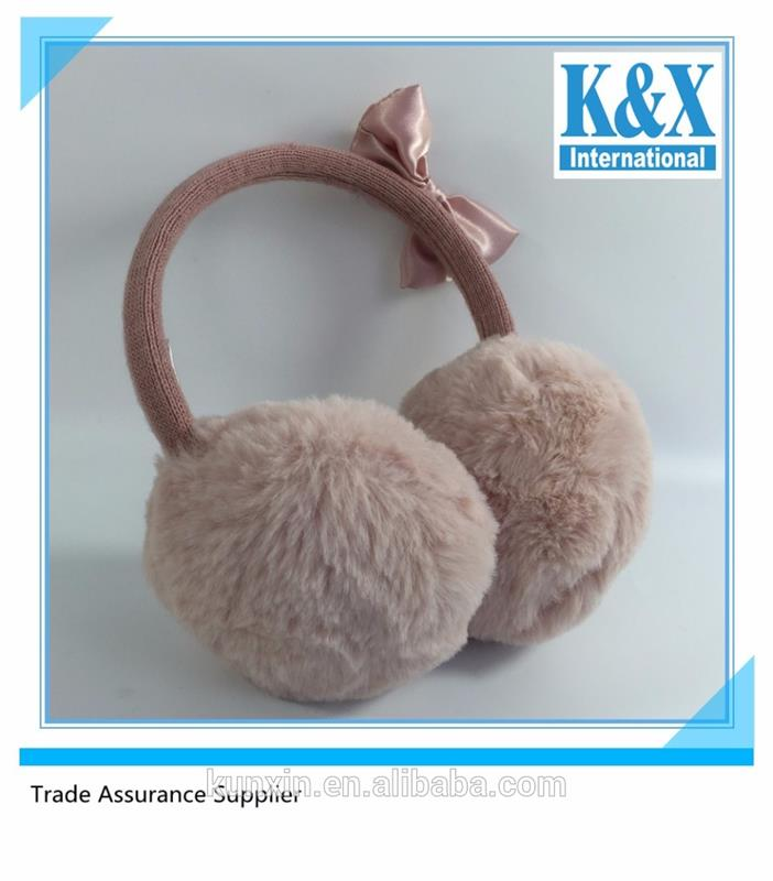 K&X-Factory price numerous choose christmas earmuffs
