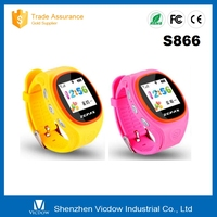 New Type S866 GPS Kids Tracker Watch